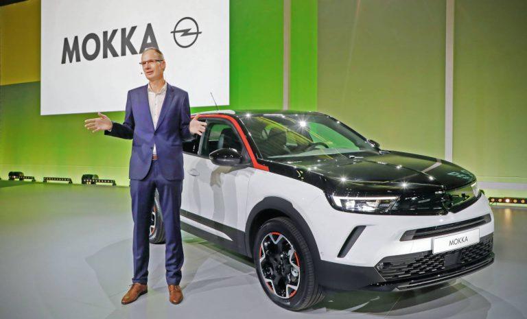 Opel Mokka: Aufbruch in neue Design-Ära