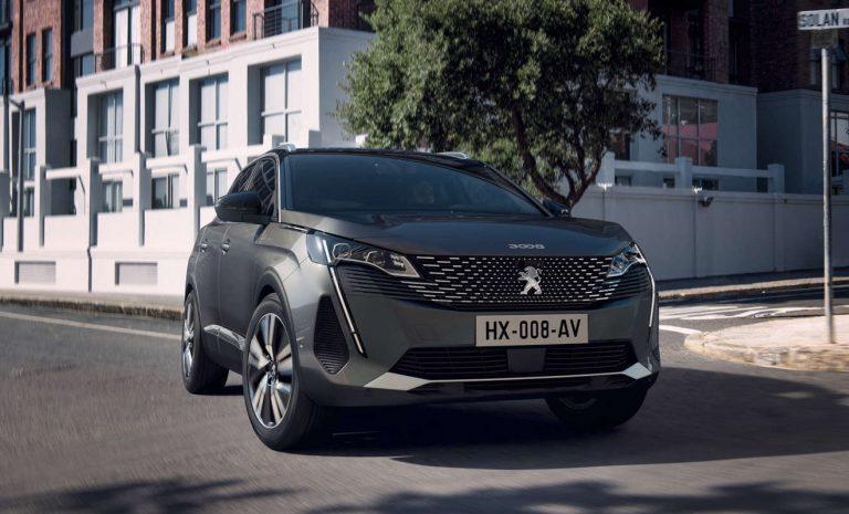 Peugeot 3008: Optisch und technisch aufgewertet