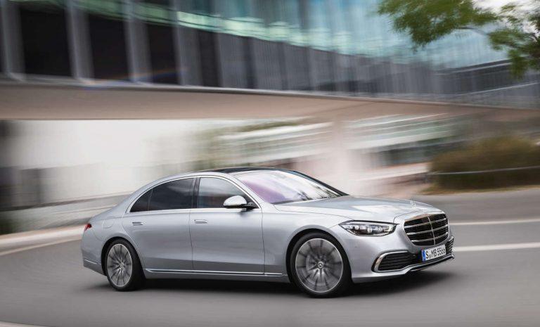 Mercedes S-Klasse: Taktgeber in der Oberklasse