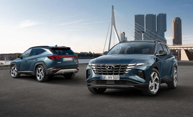 Hyundai Tucson: Neue Generation auch elektrifiziert