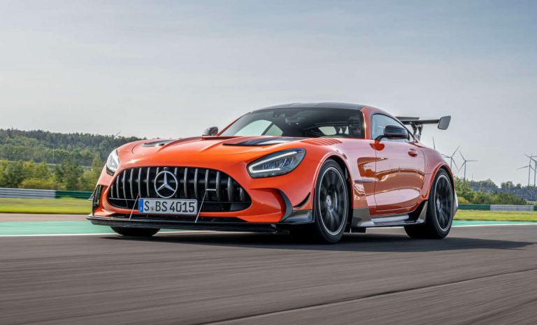 Mercedes-AMG GT Black Series: Ultimativer Kick