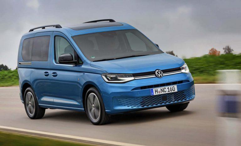 VW Caddy: Ein Kastenwagen gibt sich edel