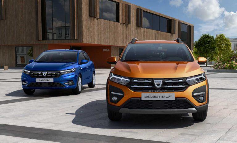 Dacia Sandero bleibt der Preisbrecher