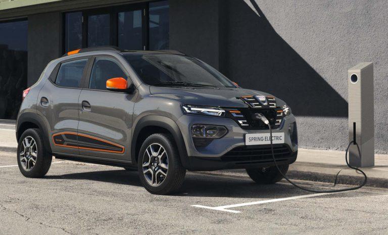 Dacia Spring: So günstig ist kein anderer Stromer
