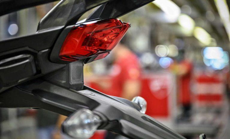 Ducati Multistrada: Radar für Komfort und Sicherheit