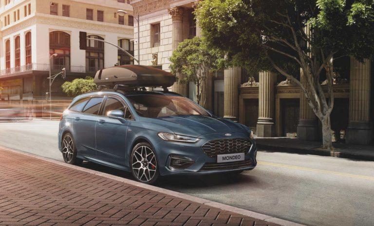 Ford Mondeo nur noch mit Hybrid und Diesel