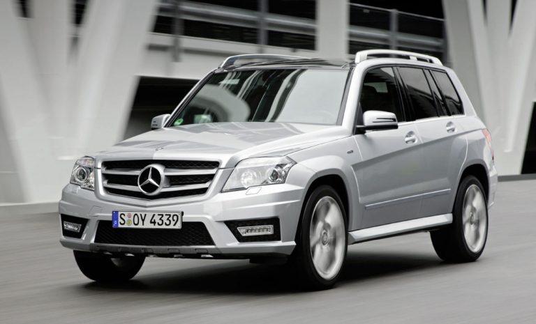 Mercedes GLK: Freund der TÜV-Prüfer