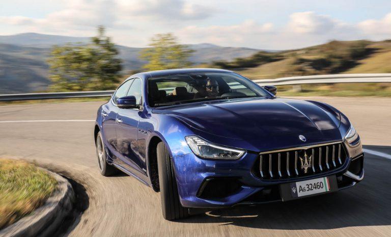 Maserati Ghibli Hybrid: Ein Hauch von grünem Gewissen