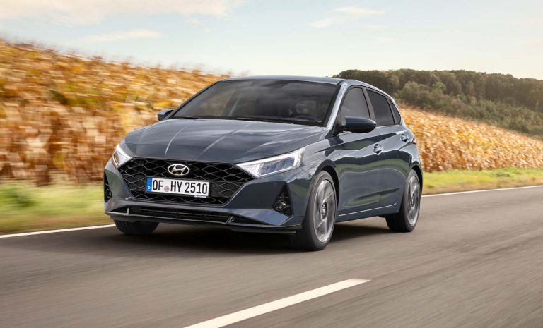Hyundai i20: Farbtupfer bei den Kleinwagen