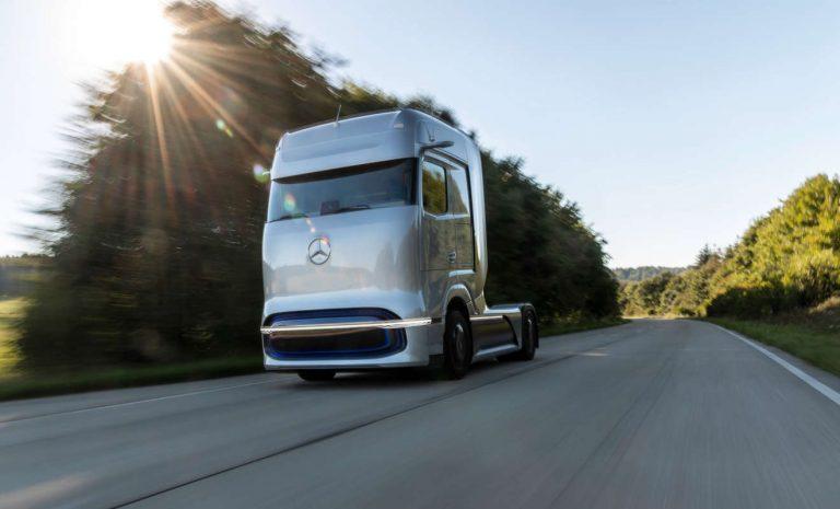Simulation: Klimaneutraler Güterverkehr ist möglich