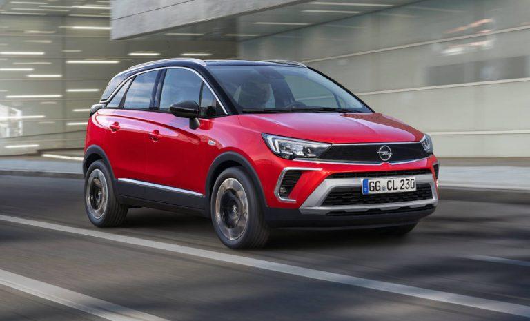 Opel Crossland: Nicht nur optisch zugelegt