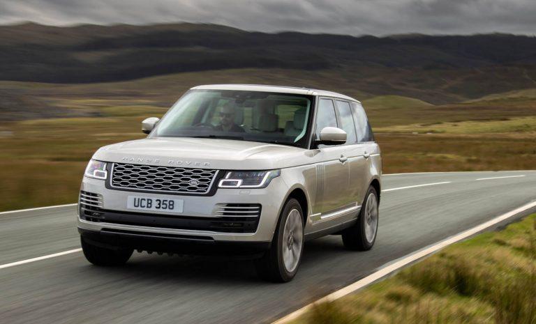 Range Rover: Bessere Luft für innen und außen