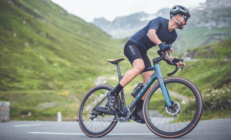 Scott Addict e-Ride:Elektrisch zum Gipfel