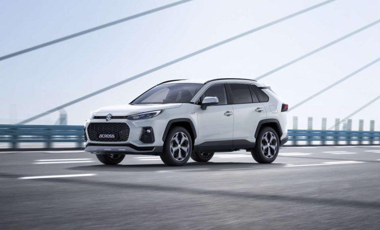 Suzuki Across: Ein alter Bekannter