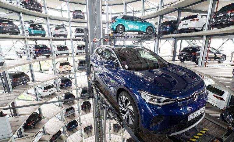 Volkswagen baut fünf weitere Werk für Batteriezellen