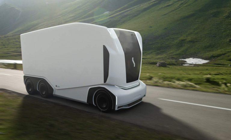 Einride mit neuer Version seines autonomen Elektro-Lkws