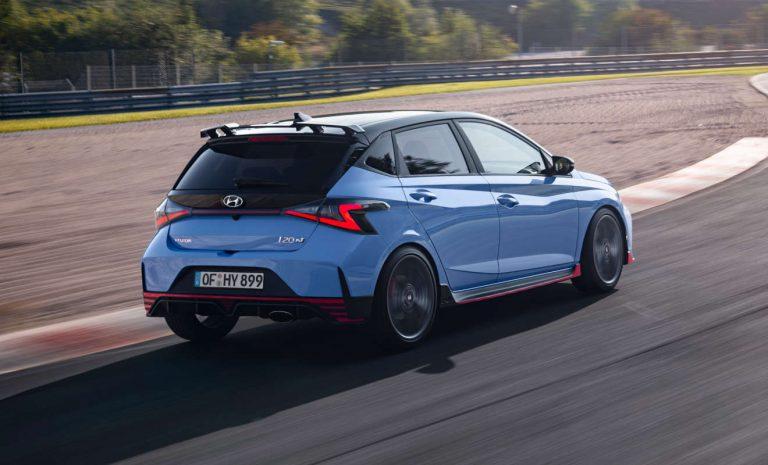 Hyundai i20 N: Kleinwagen mit Sportgenen
