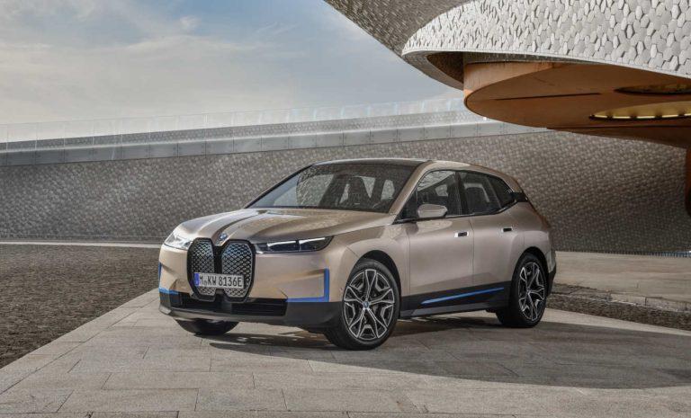BMW iX: Neuer Technologieträger aus München