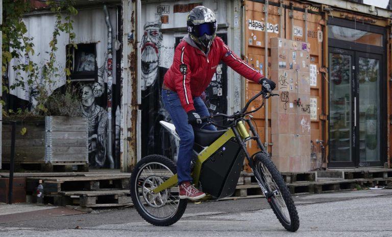 Bykstar: Elektro-Enduro als Grenzgänger
