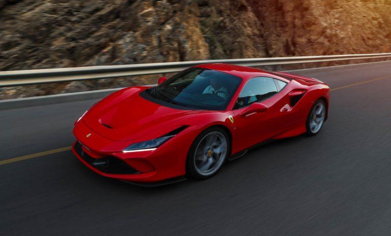 Ferrari F8 Tributo: Ein alter Bekannter
