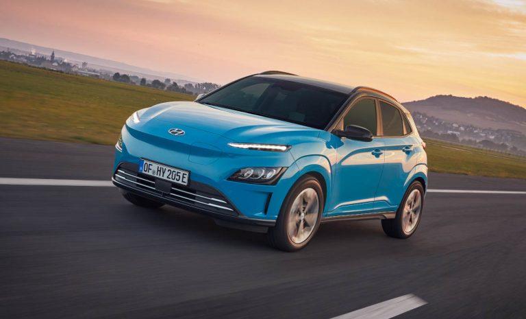 Hyundai Kona: Facelift für das Elektro-SUV