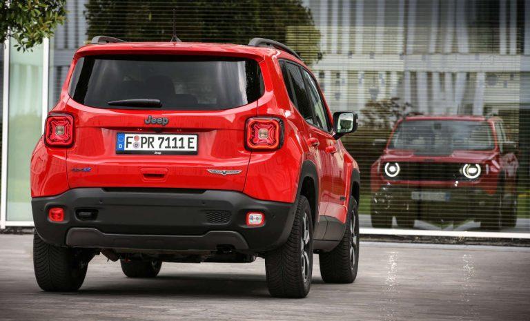 Jeep Renegade 4xe: Auf die charmante Tour