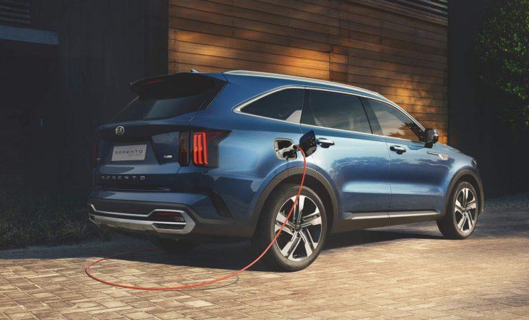 Kia Sorento Plug-in-Hybrid: Preis liegt knapp über Diesel