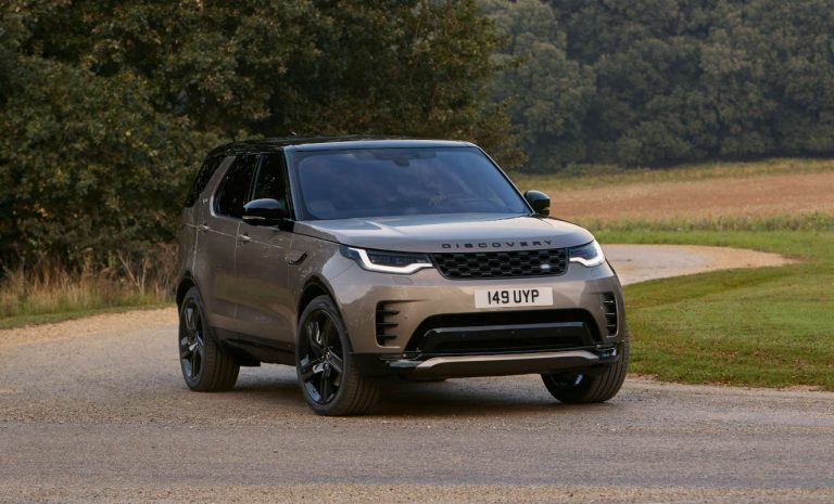 Land Rover Discovery erhält Mildhybrid