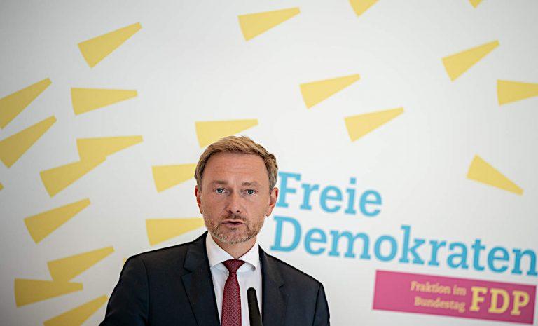 Lindner: Euro 7 wäre Verbrennerverbot durch Hintertür