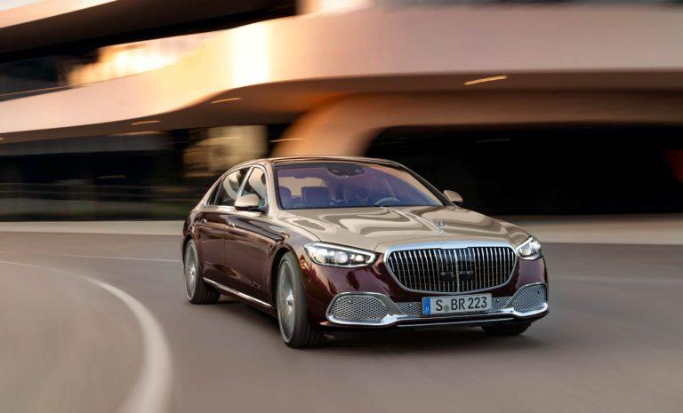 Mercedes-Maybach S-Klasse: Luxus in Reinkultur