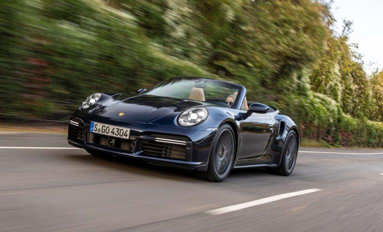 Porsche 911 Turbo Cabrio: Warten auf den Sommer