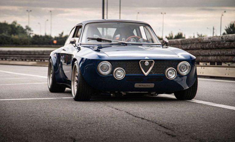Totem Automobili Electric GT: Ein Alfa wird elektrifiziert