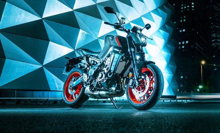 Yamaha MT-09: Mehr Leistung bei weniger Gewicht