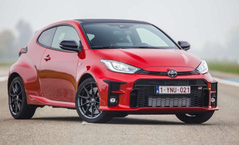 Toyota GR Yaris: Schluss mit brav