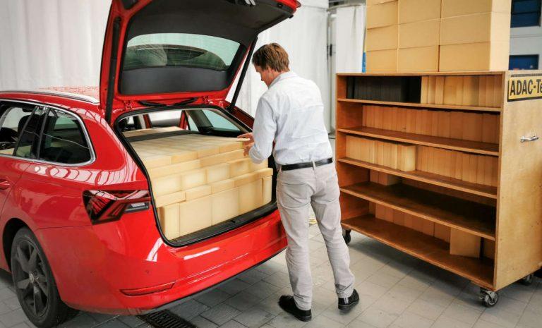 ADAC: Kofferraumvolumen oft kleiner als angegeben