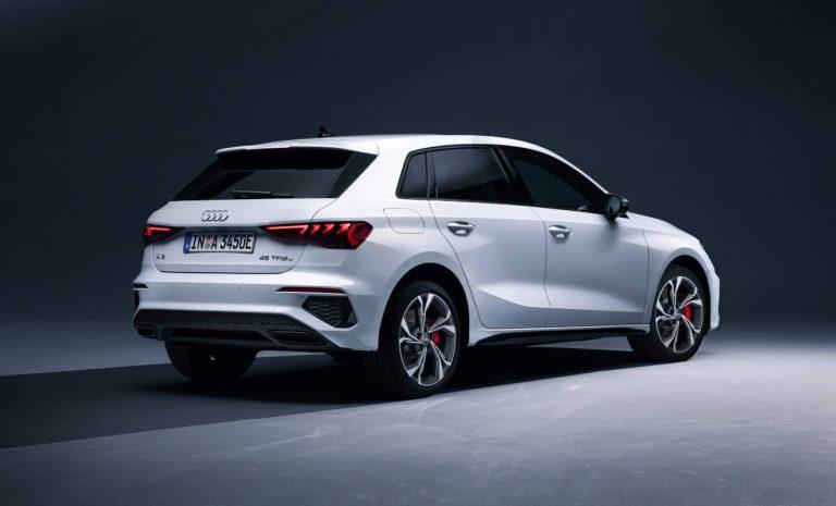 Audi bringt drei neue Plug-in-Hybride
