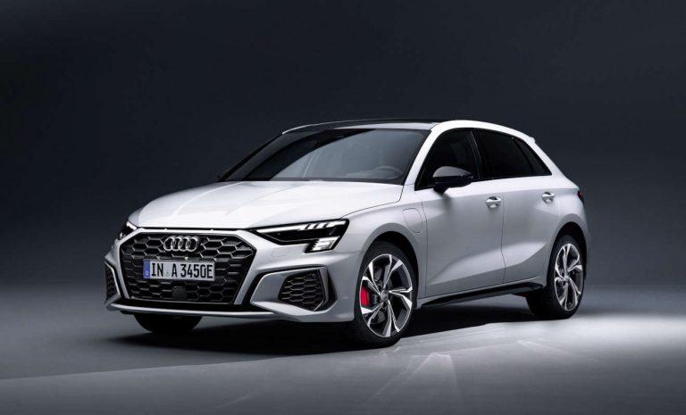 Audi A3 Sportback 45 TFSI e startet bei 43.095 Euro