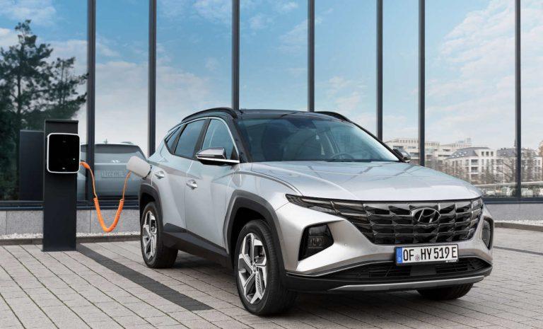 Hyundai Tucson ab Frühjahr als Plug-in-Hybrid