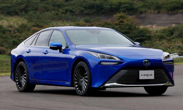 Toyota Mirai: Deutlicher Sprung nach vorn