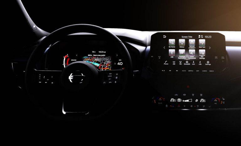 Nissan Qashqai: Digital und voll vernetzt