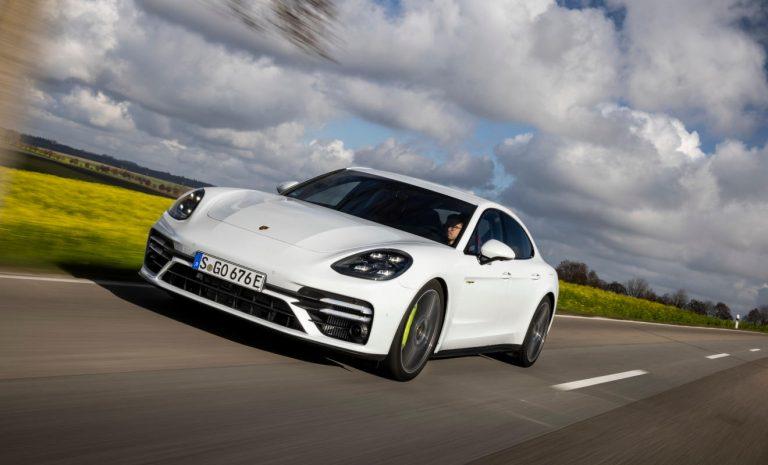 Porsche Panamera E-Hybrid: Ein Hauch von Öko