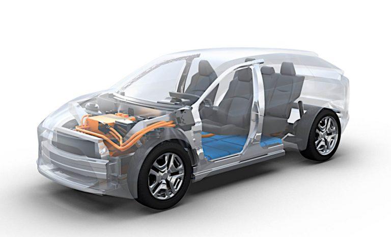 Toyota: Mit neuer Plattform in die E-Mobilität