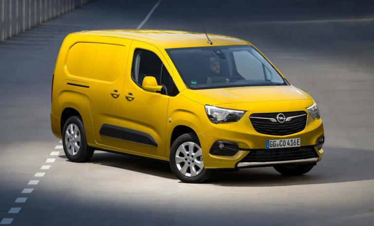 Opel Combo e-Cargo: Für Handel und Handwerk