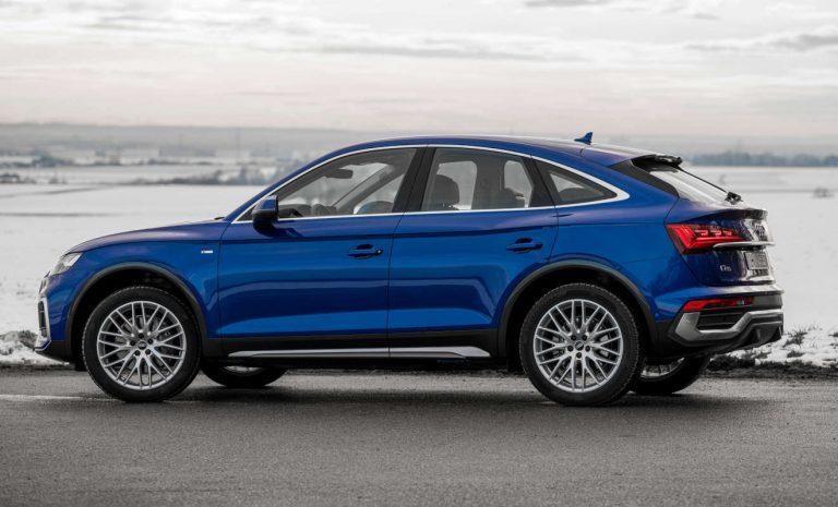 Audi Q5 ab Sommer auch als Sportback