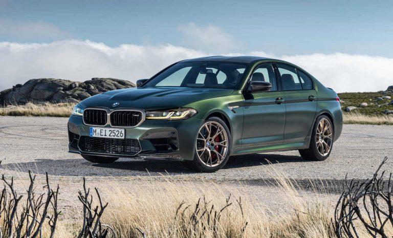 BMW M5 CS: Krönung der Sport-Familie