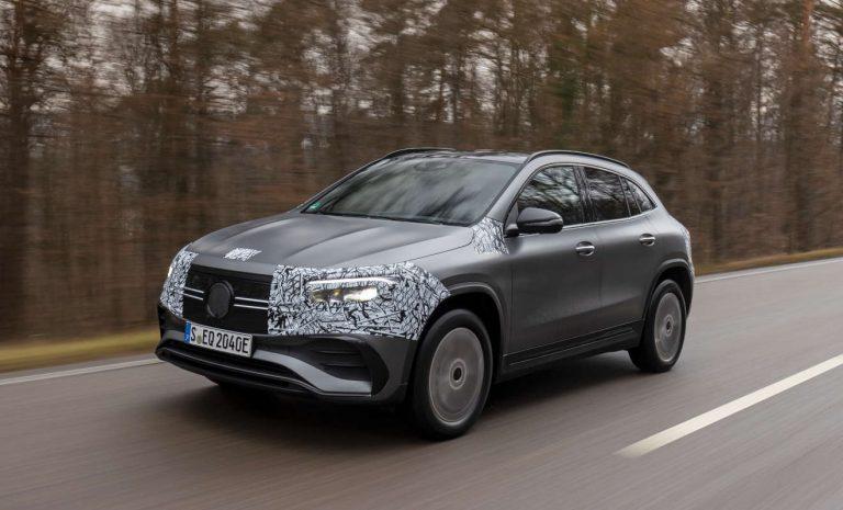 Mercedes EQA: Neuer Einstieg in den Umstieg