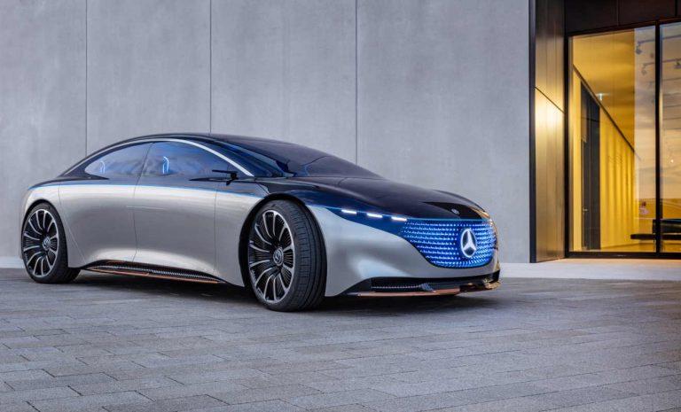 Mercedes EQS: Luft im Innenraum so sauber wie im OP