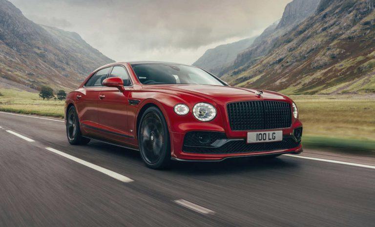 Bentley Flying Spur: Die Macht der Acht