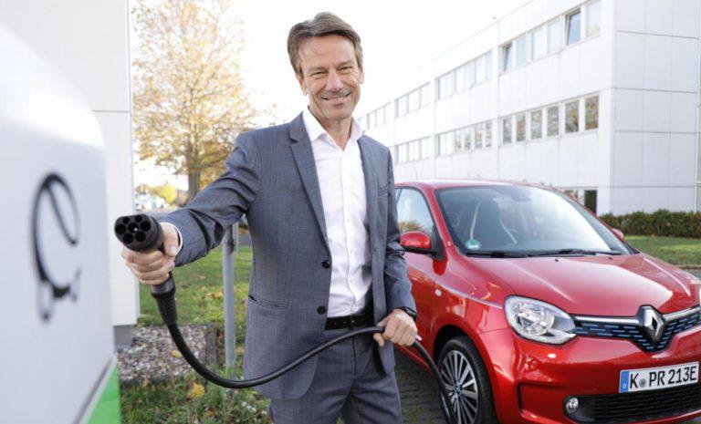 Hochgeschurtz: Renault bei E-Mobilität in Pole Position