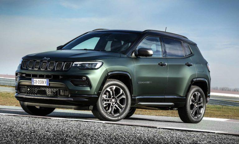 Jeep bietet zum Jubiläum einige Sondermodelle
